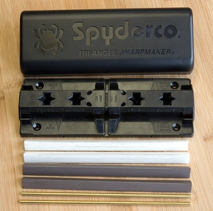 Spyderco Sharpmaker kit