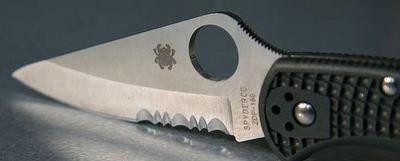 Spyderco Delica 4 blade