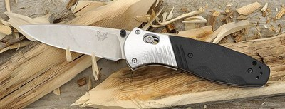 Benchmade barrage 581 use