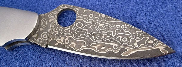 damascus knife 1