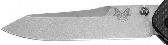 Benchmade 940-1 blade