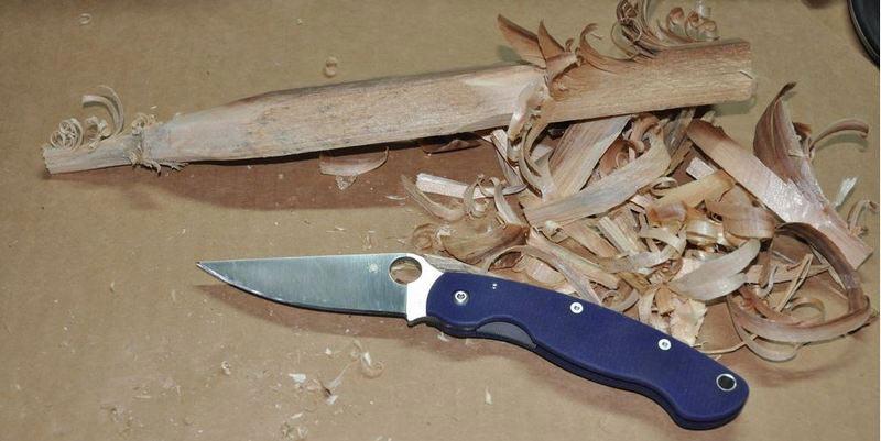 Spyderco Military S110V Review | Knife Informer