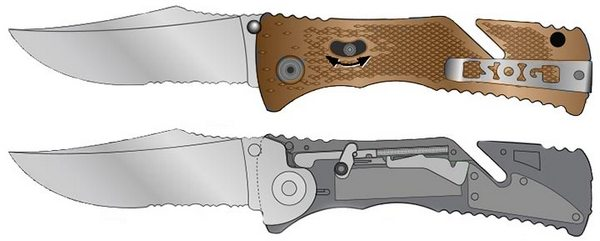 Pocket Knife Lock Types | Knife Informer