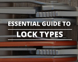 Pocket Knife Lock Types