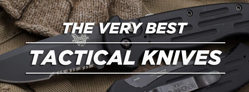 The Best Tactical Knife For Your Money
