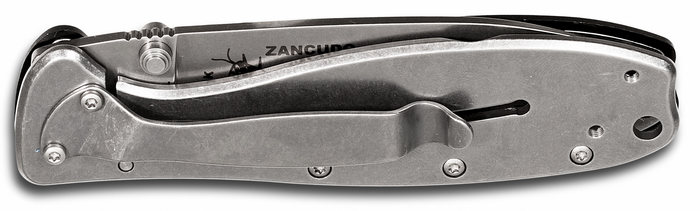 ESEE Zancudo closed rear