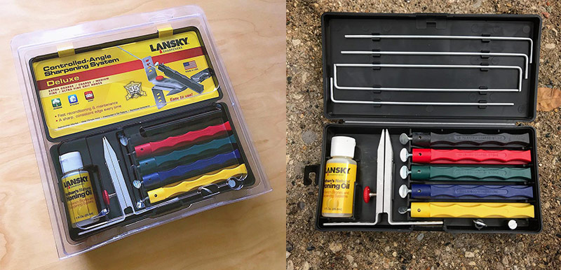 Lansky Deluxe Sharpening Kit Review | Knife Informer